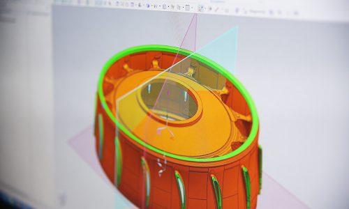 software cad cam aeromec